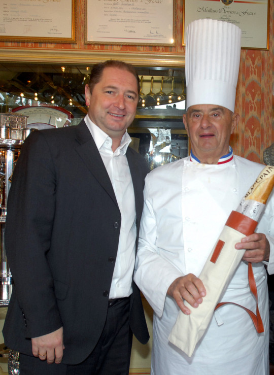 Blancpain - Paul Bocuse