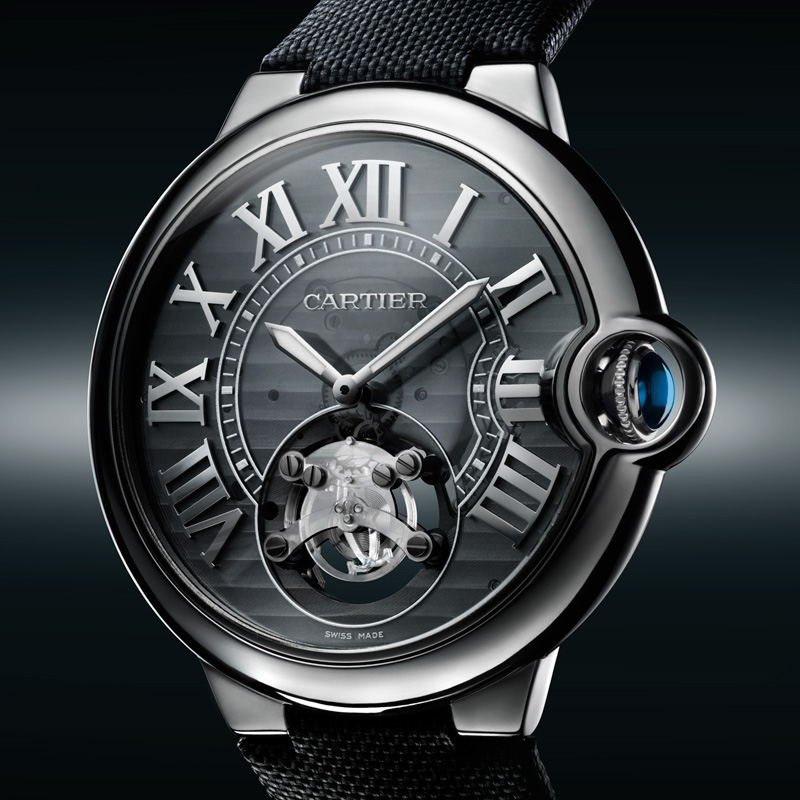Cartier - ID One Concept Watch