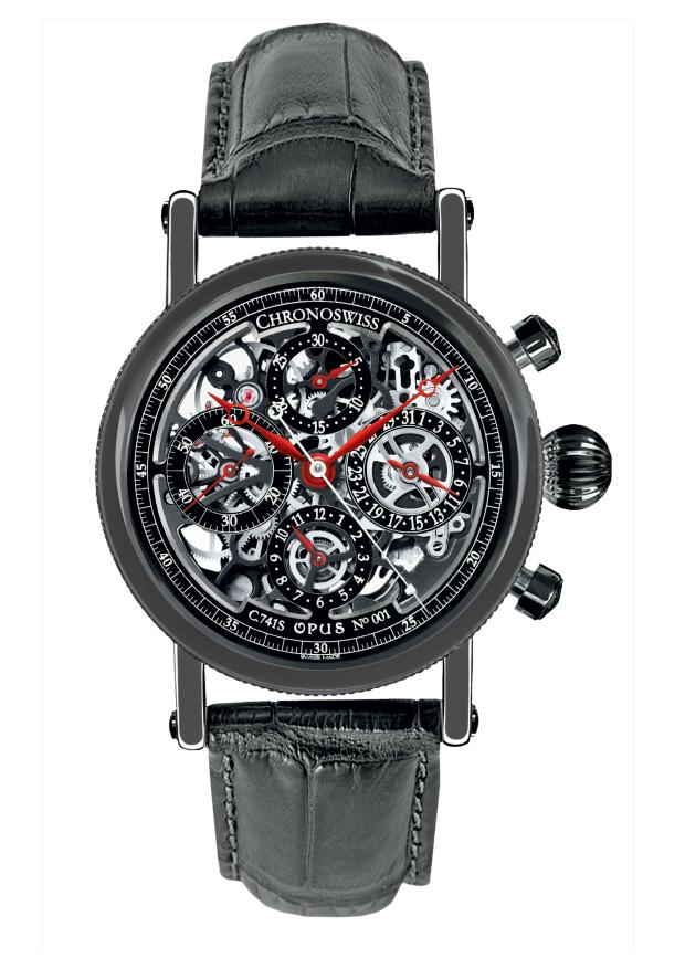 Chronoswiss Opus Black Magic