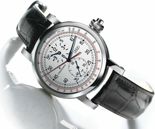 Chronoswiss for Audi Design: Tachoscope