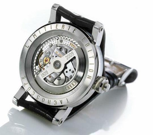 Chronoswiss for Audi Design: Tachoscope