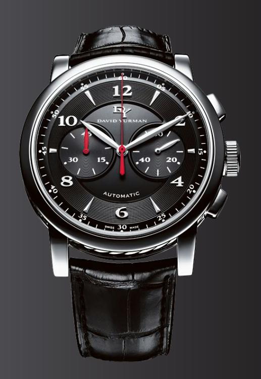 David Yurman - Classic Chronograph