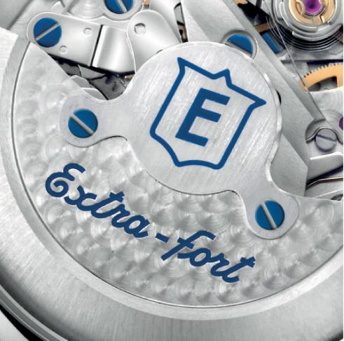 Eberhard Extra-Fort Edition Vitree Chronograph