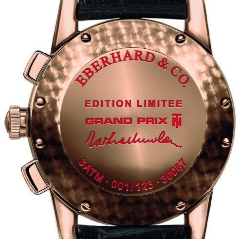 Eberhard - Tazio Nuvolari Grand Prix en Or Chronograph