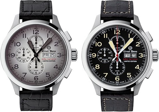 Ernst Benz Chronoscope for John Varvatos