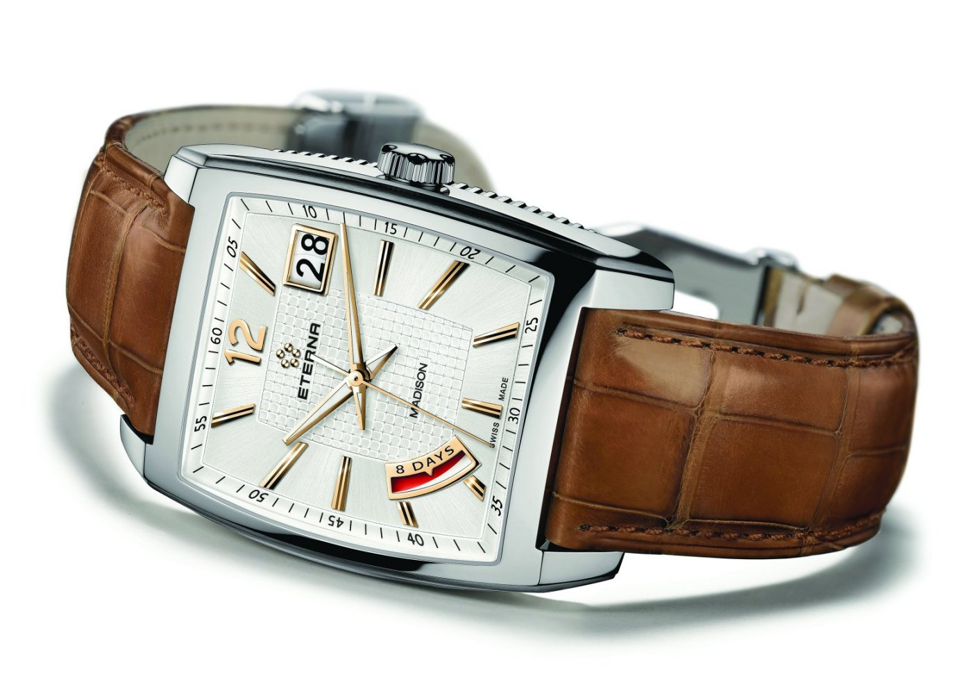 Eterna Madison Eight Days Spherodrive