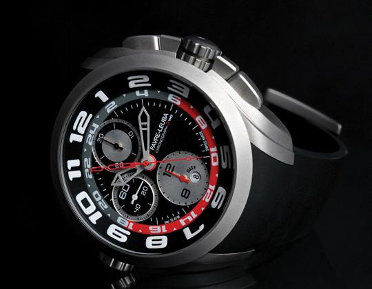 Favre-Leuba Bathy Chronograph Triple Timezone