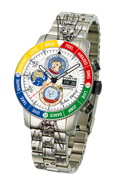 Fortis - Andora Emotions Chronograph