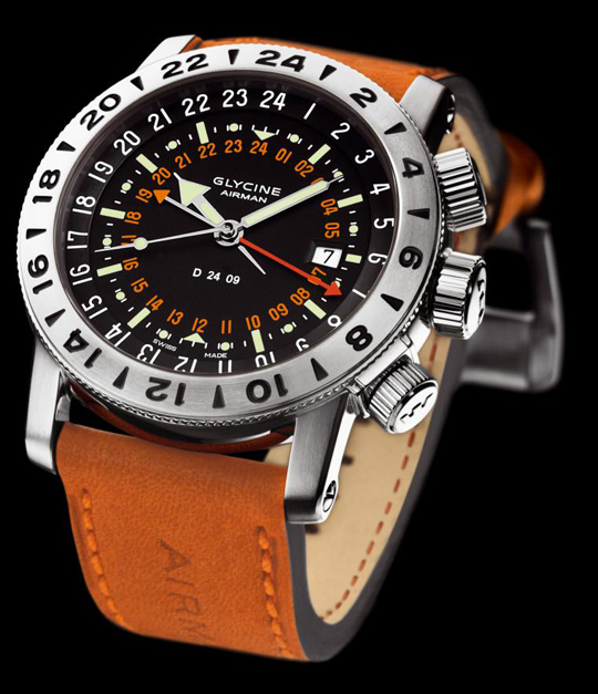 Glycine Airman Double 24-09