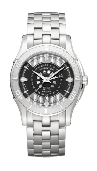 Hamilton Seaview GMT