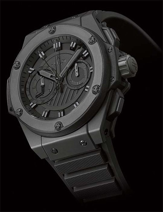 Hublot Big Bang King Power Foudroyante All Black