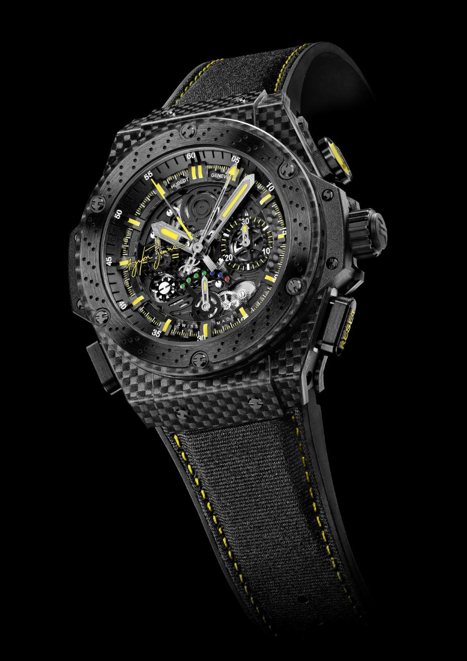 Hublot King Power Ayrton Senna Limited Edition