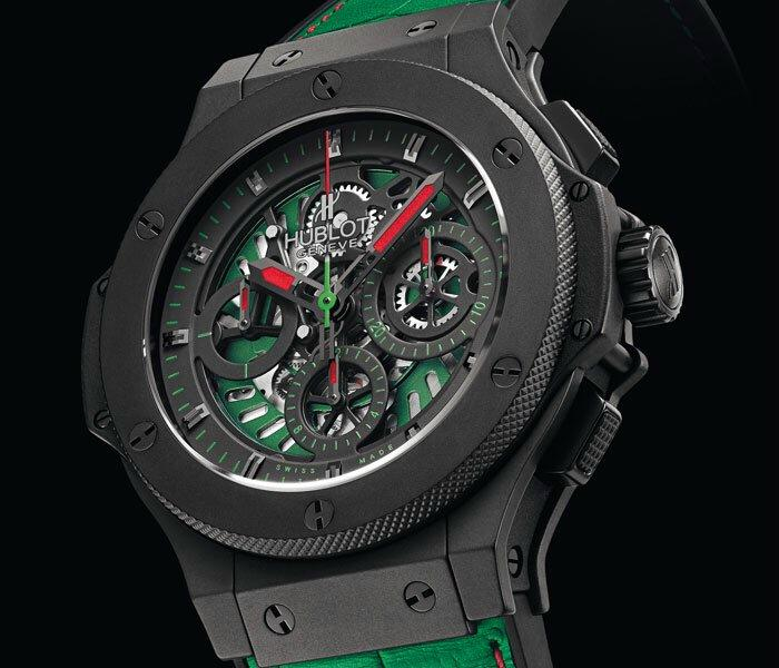 Hublot Big Bang for Mexican Football Federation