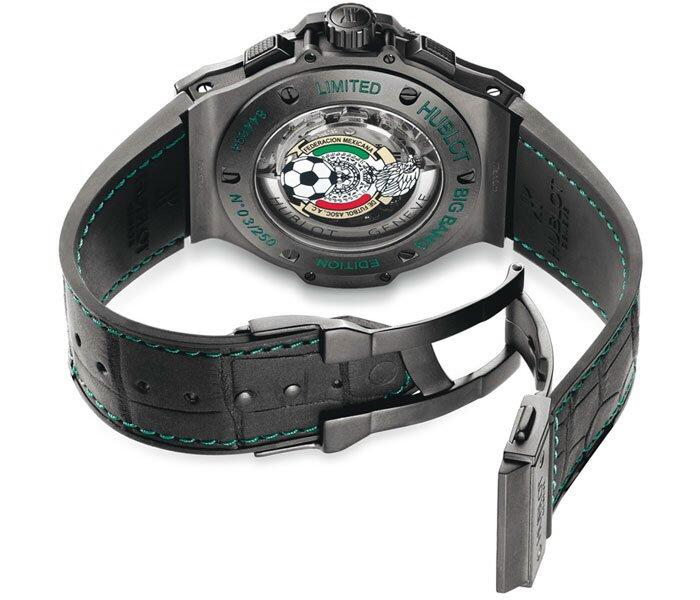 Hublot - Big Bang for Mexican Football Federation