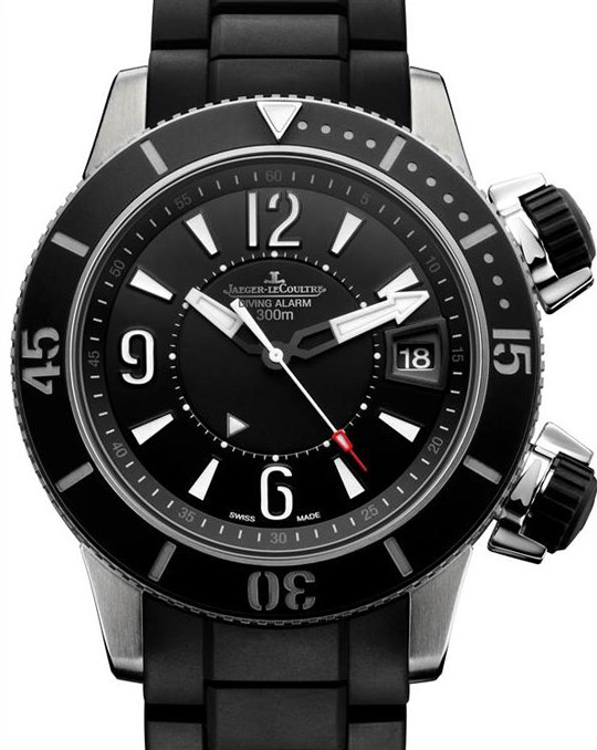 Jaeger LeCoultre Master Compressor Diving Alarm Navy SEALS