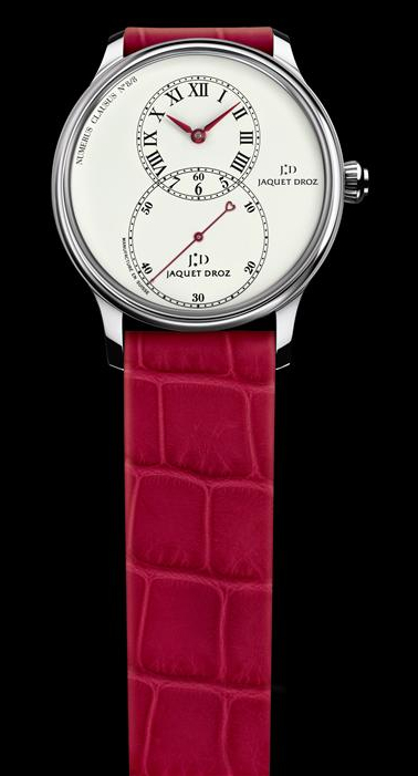 Jaquet Droz - Grande Seconde Medium Saint Valentin