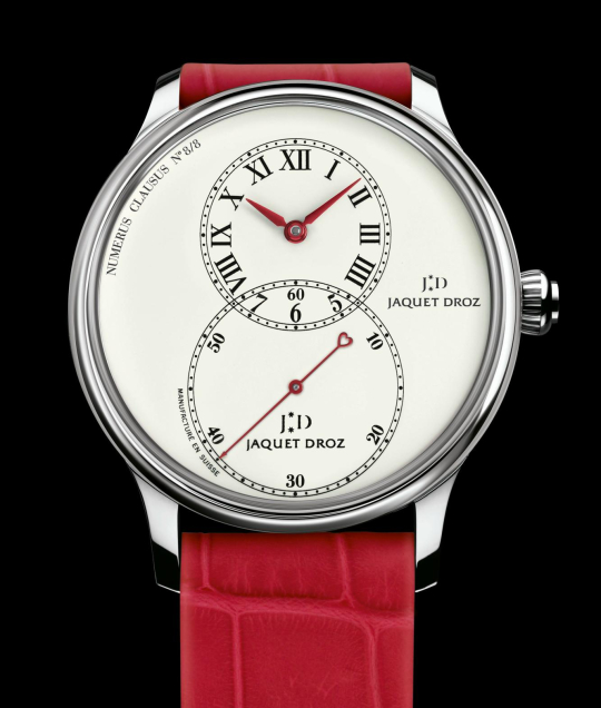 Jaquet Droz Grande Seconde Medium Saint Valentin