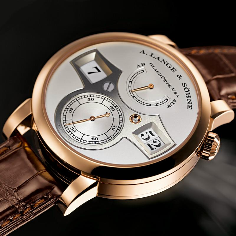 Grand Prize for Lange at the Grand Prix d'Horlogerie de Geneva