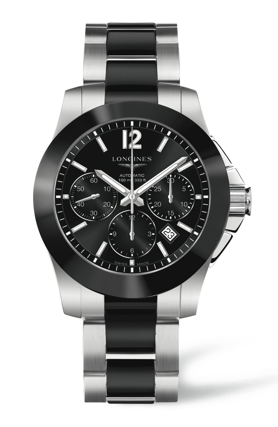 Longines - Column-Wheel Chronograph