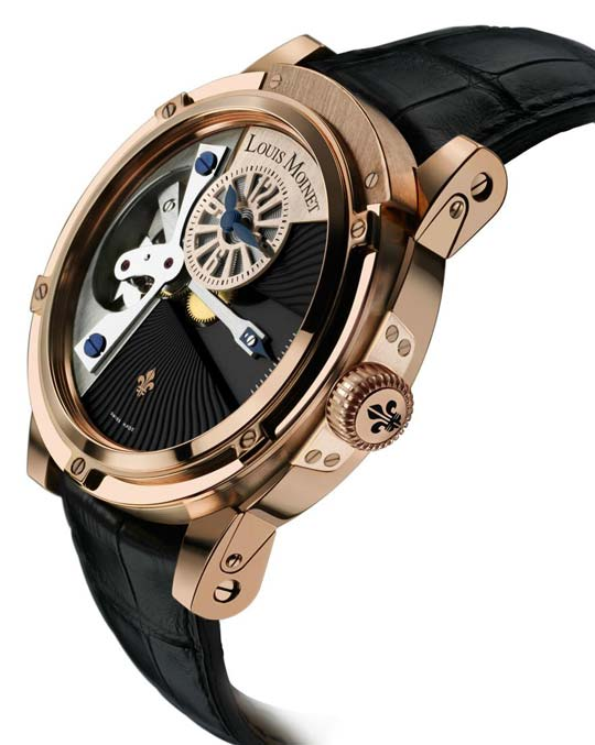 Louis Moinet Limited Edition Tempograph