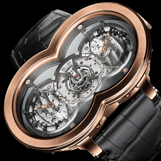 MB&F Horological Machine No. 1