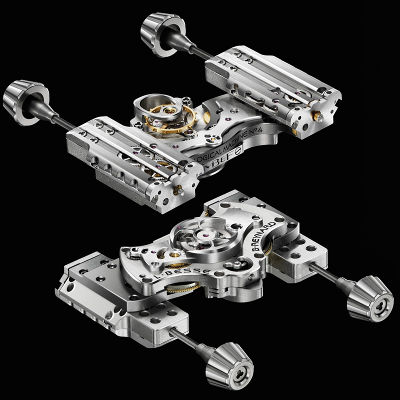 MB&F Horological Machine #4 - Thunderbolt