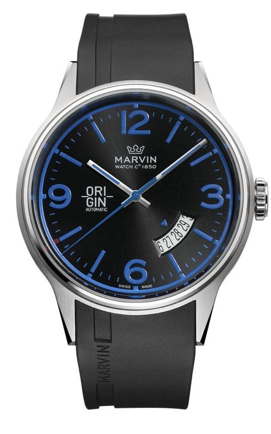 Marvin Watch M108 Origin