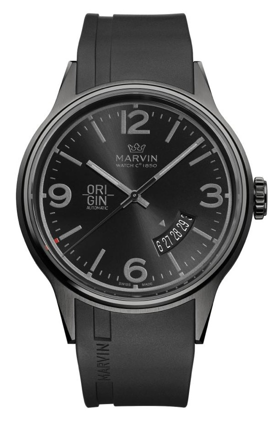Marvin Watch M108 Origin