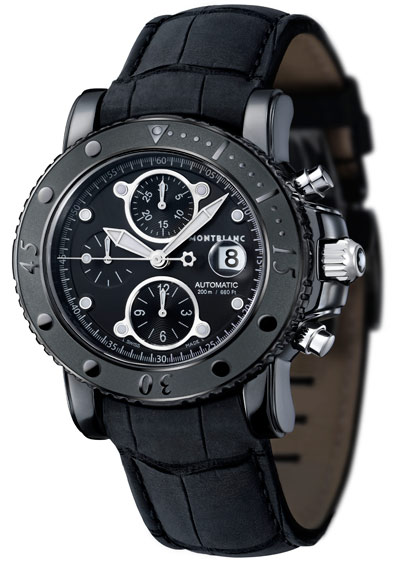 Montblanc Automatic Sport Chronograph