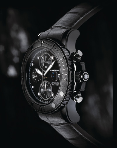 Montblanc - Automatic Sport Chronograph