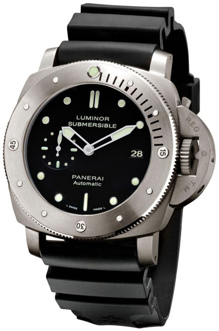 Officine Panerai Luminor 1950 Titanium