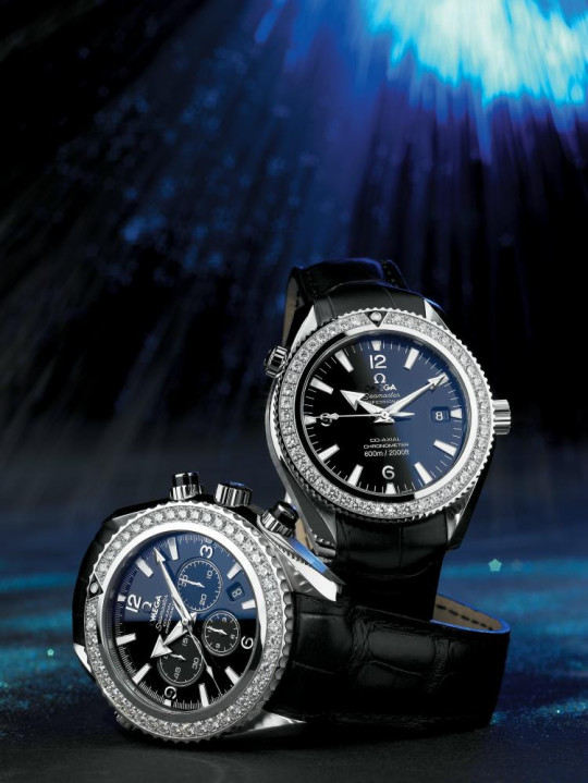 Omega Planet Ocean Jewellery Watches
