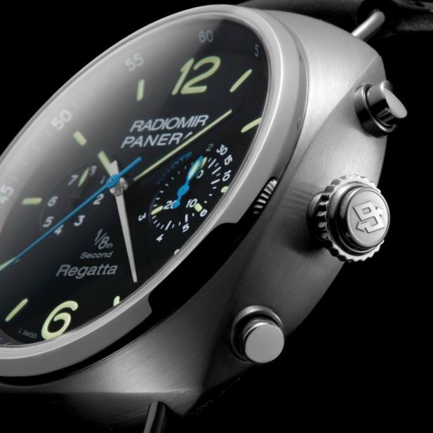 Officine Panerai Radiomir Regatta SplitSeconds and Foudroyante