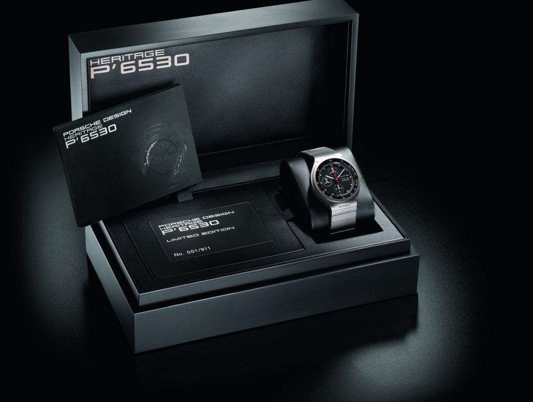 Porsche Design - Heritage P6530