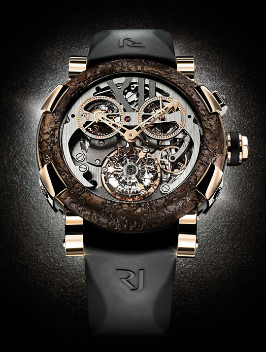 Romain Jerome Titanic-DNA T-Oxy III Chronograph Tourbillon