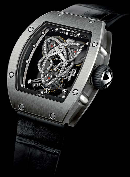 Richard Mille - RM019 Celtic Knot Tourbillon