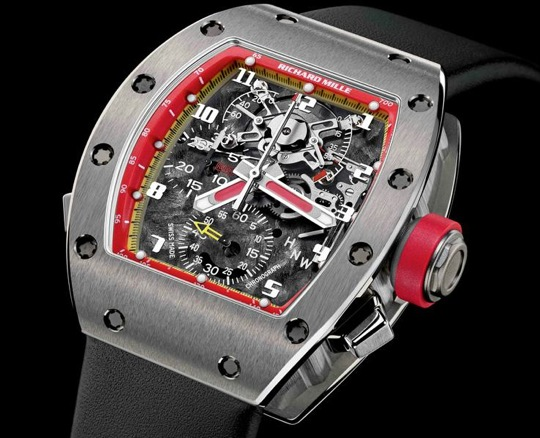 Richard Mille for Felipe Massa RM 004-V2 / RM 008-V2