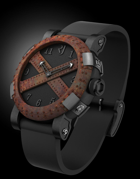 Romain Jerome Titanic DNA - A la Grande