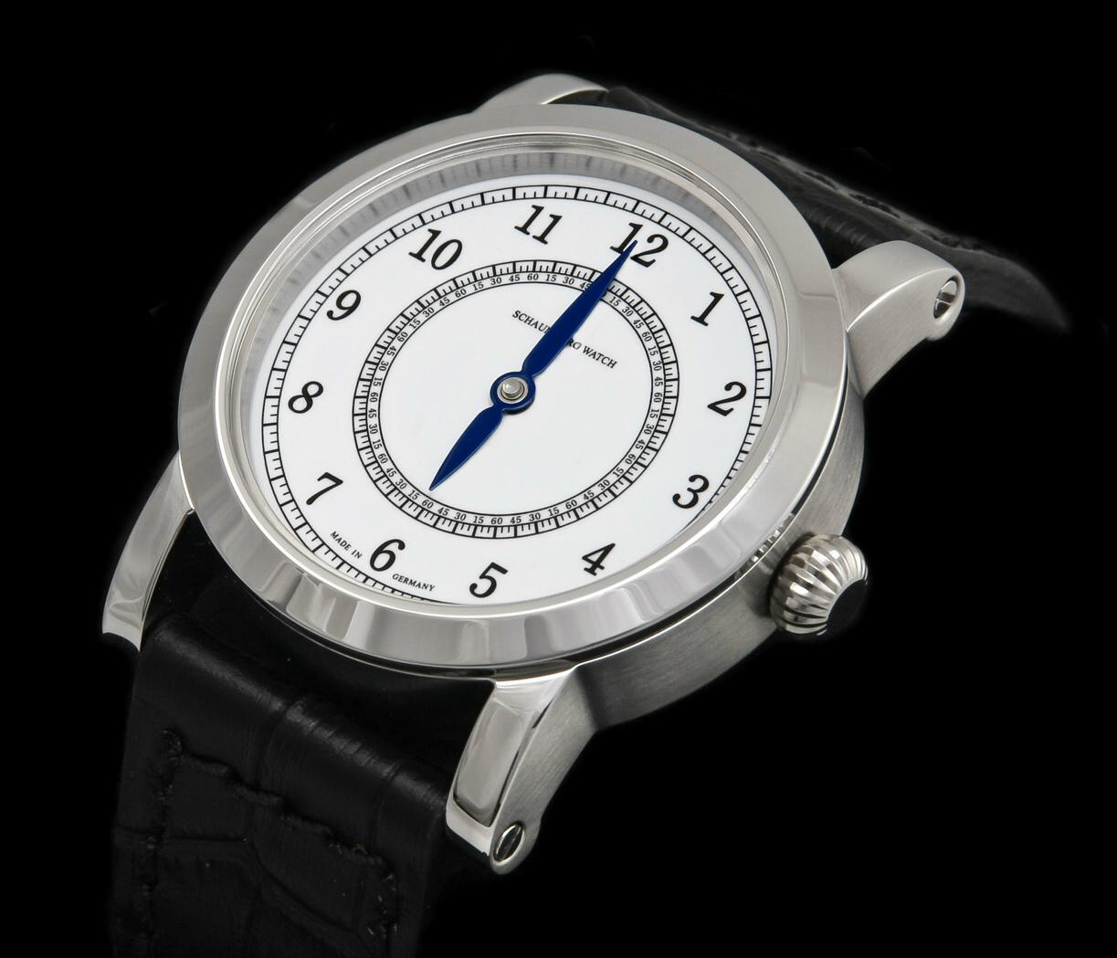 Schaumburg Watch Gnomonik Convert