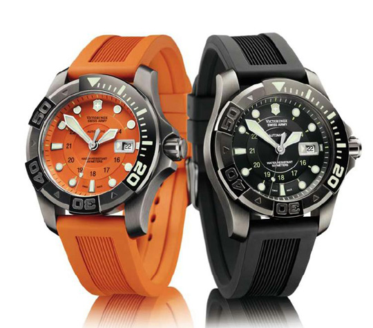 Swiss Army - Dive Master 500 Mecha