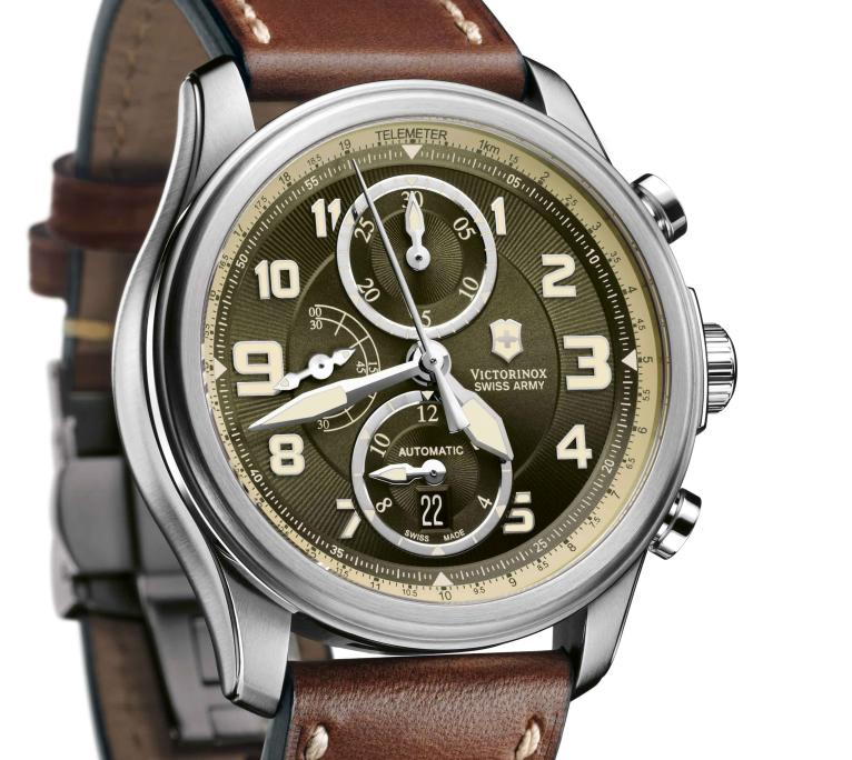 Victorinox Swiss Army - Infantry Vintage Chrono Mechanical Olive