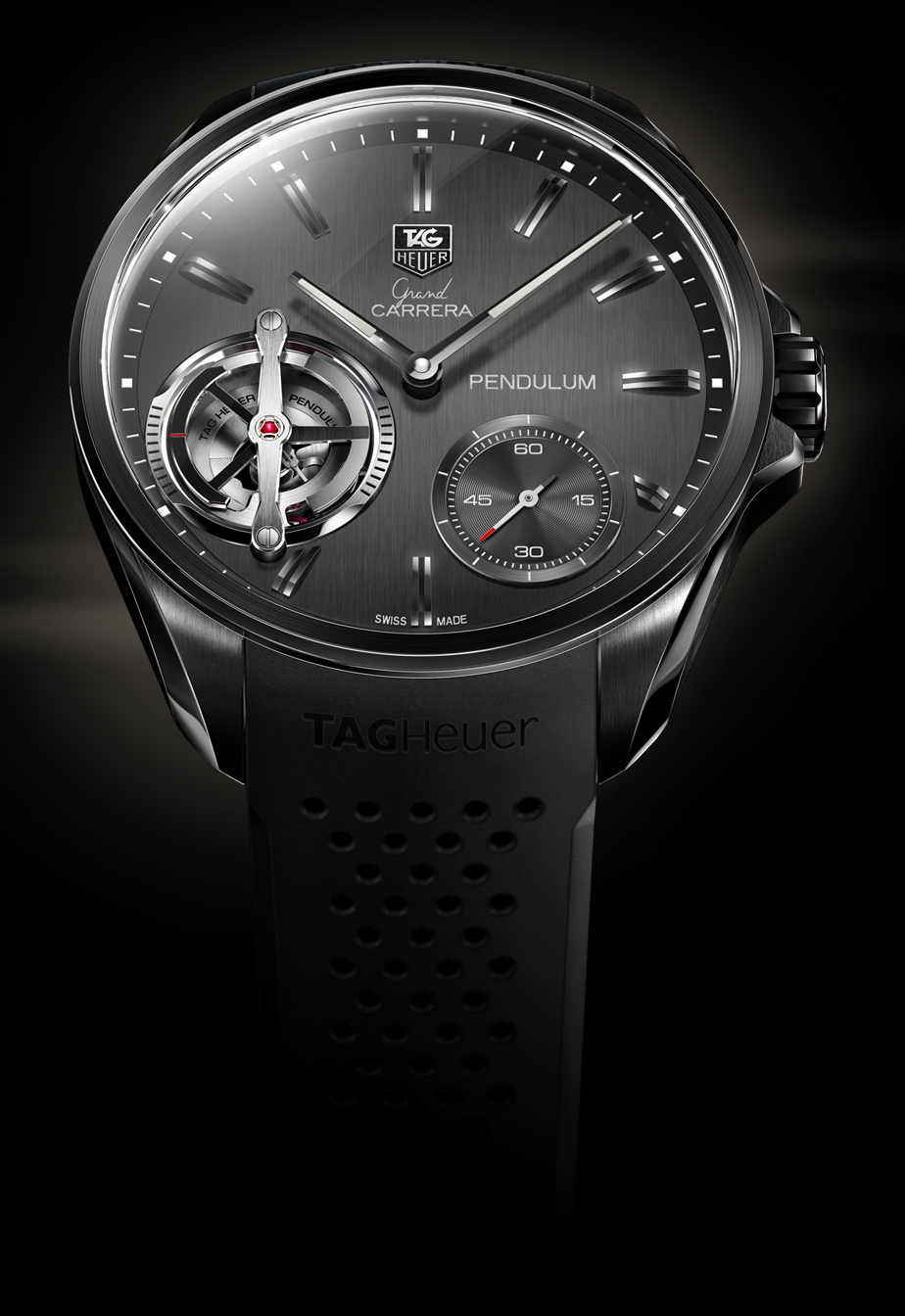 TAG Heuer Pendulum Concept Watch