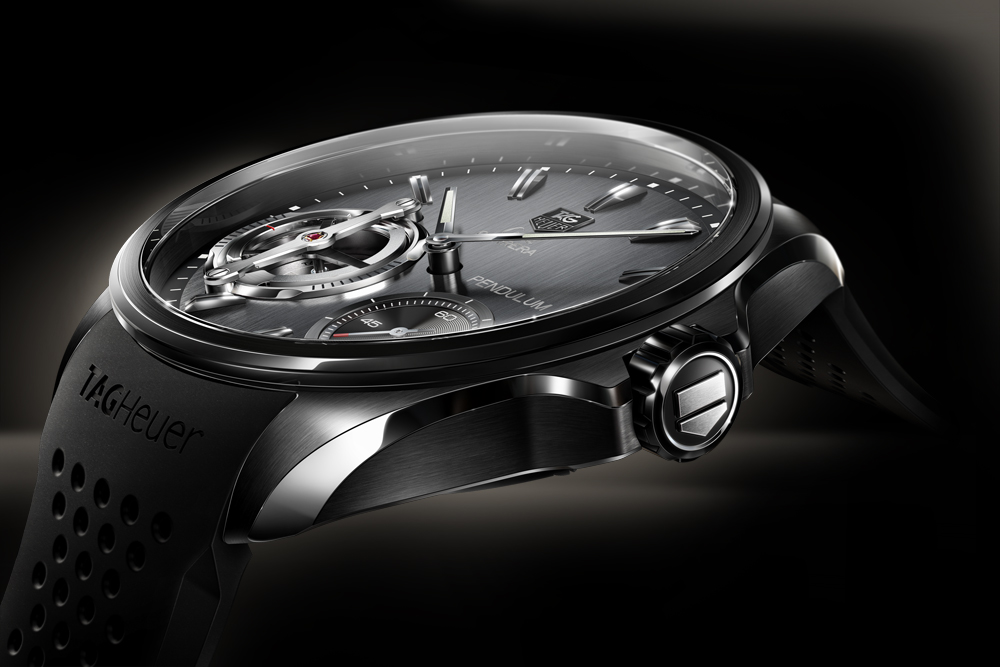 TAG Heuer - Pendulum Concept Watch