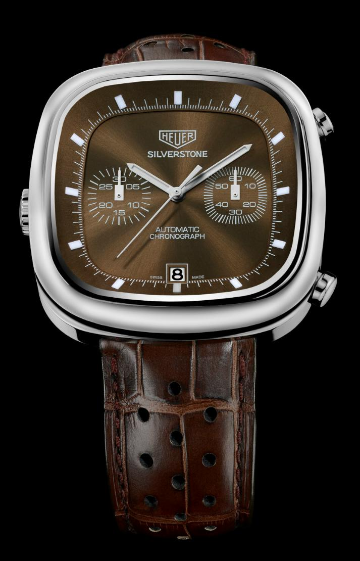 TAG Heuer Silverstone Chronograph