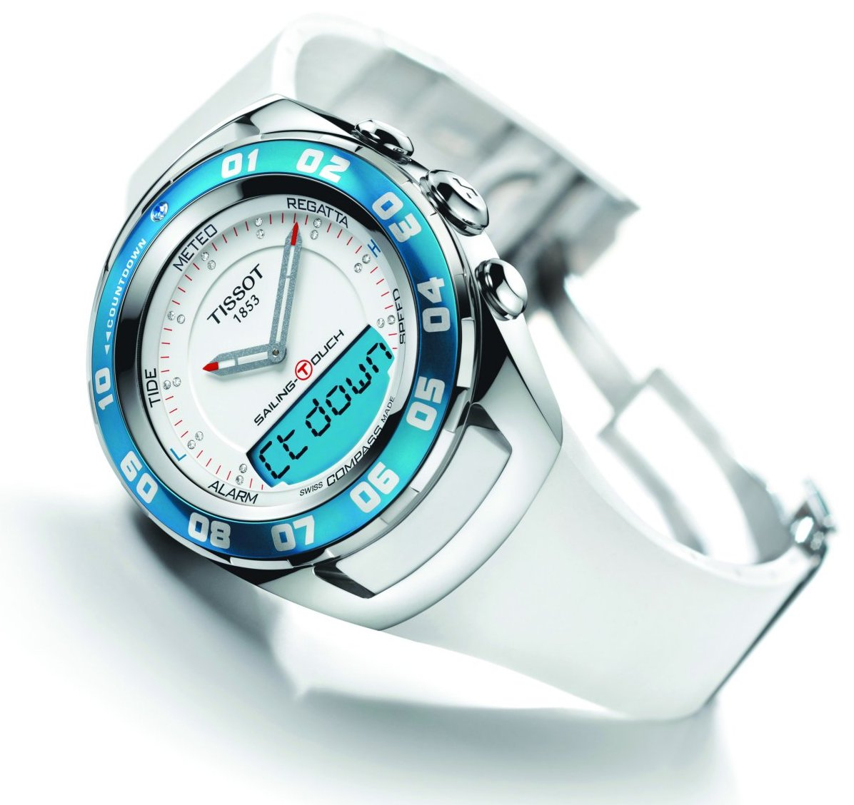 Tissot - Sailing Touch