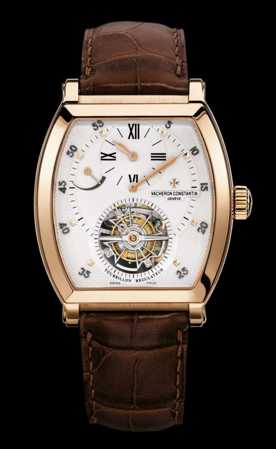 Vacheron Constantin's Malte Tourbillon Regulator