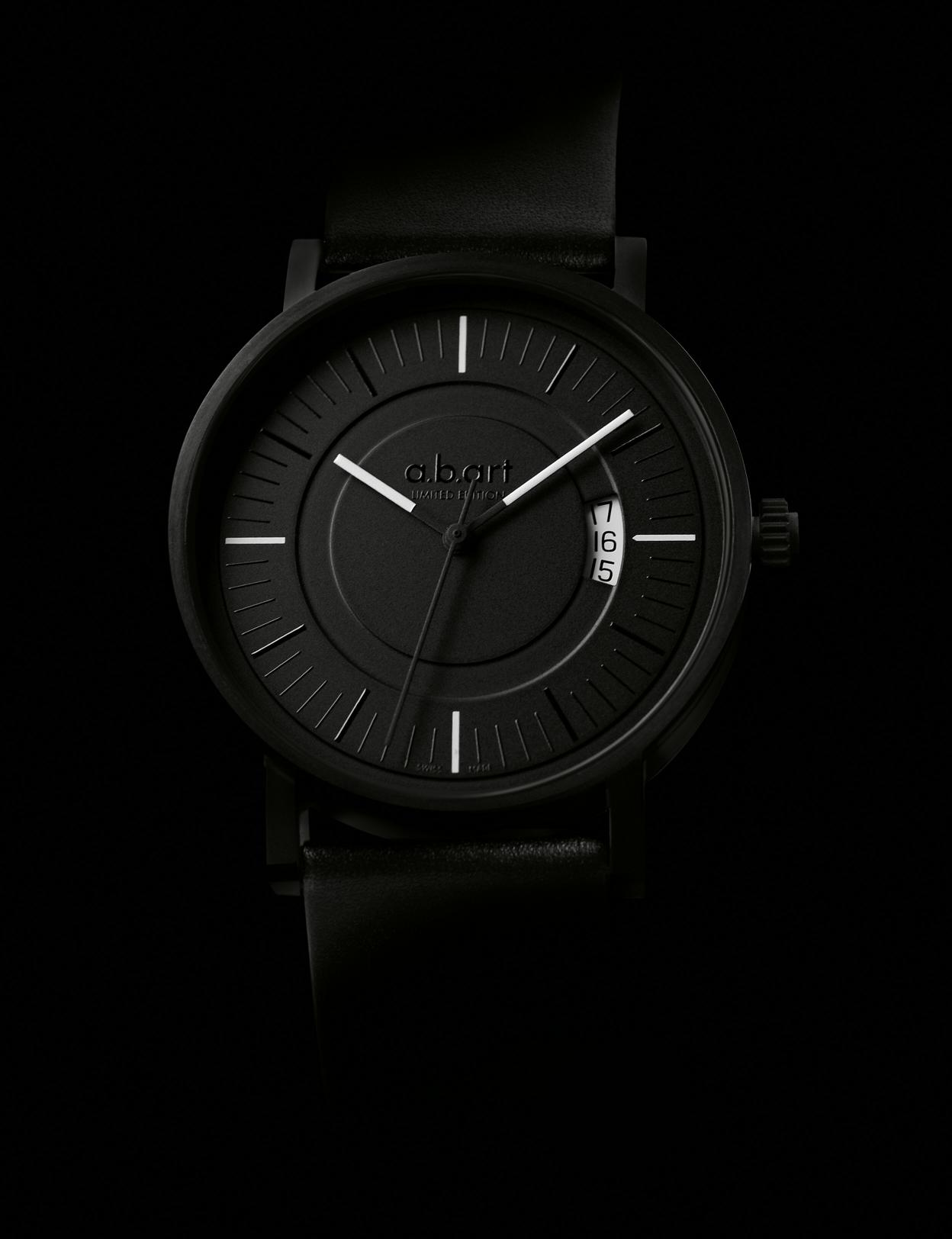 A.B.Art - Special OA All Black