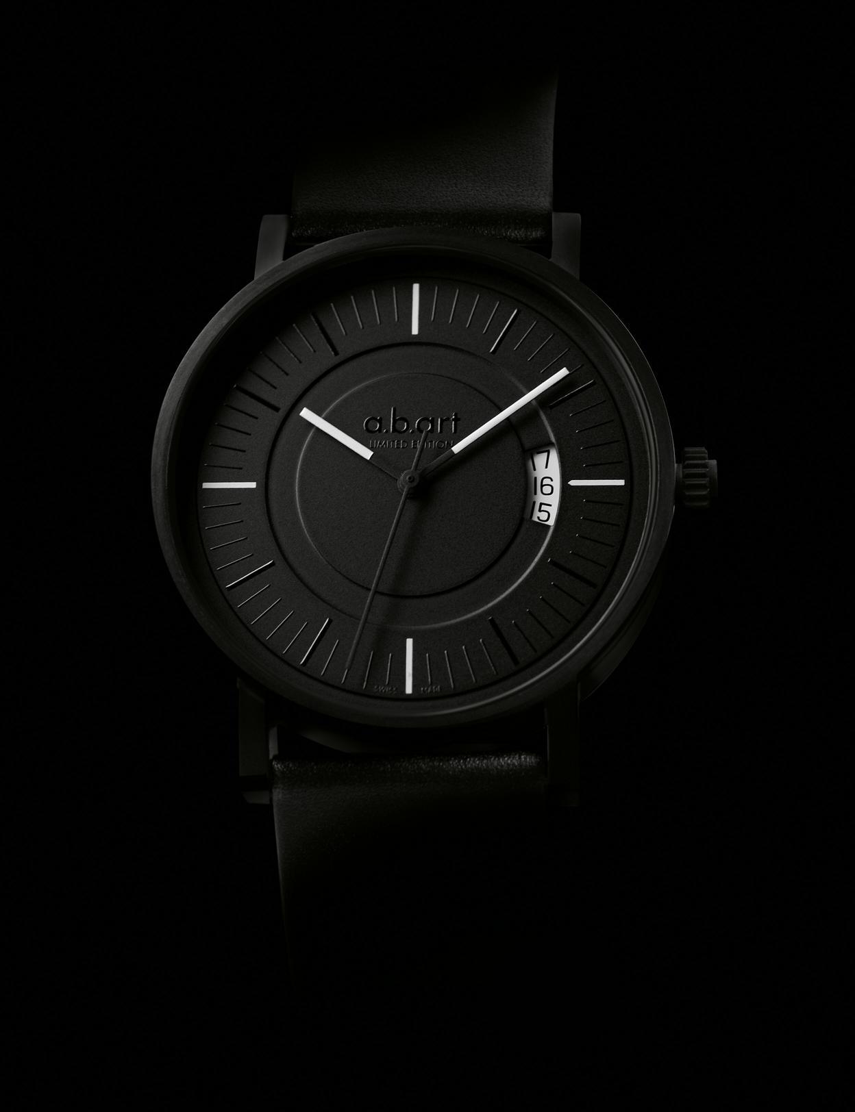 A.B.Art - Special OA All Black