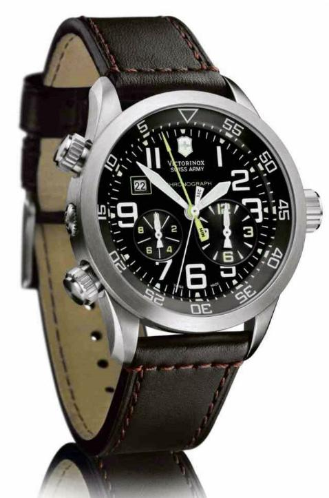 Swiss Army Airboss Mach 3 Chronograph