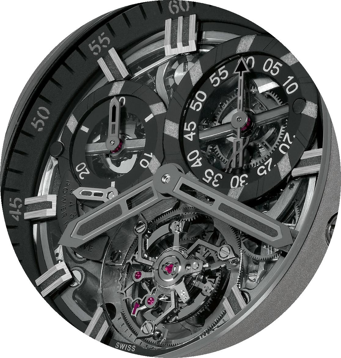 Hublot - King Power Chrono Flying Tourbillon